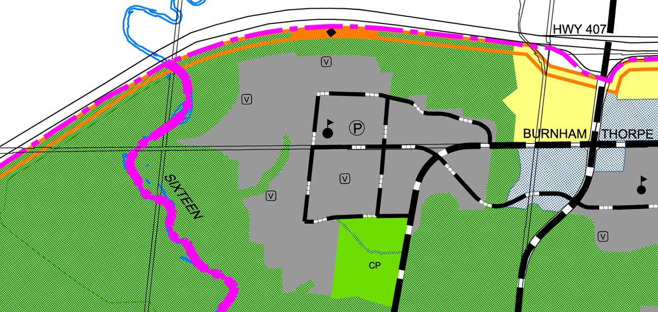 north oakville secondary plan